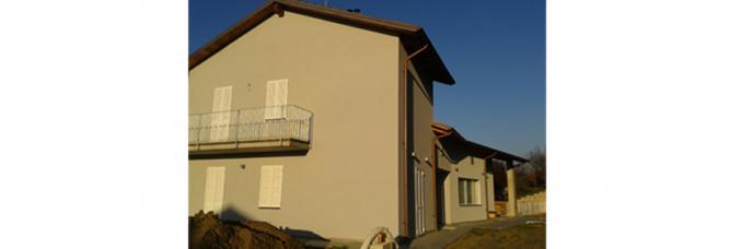 Casa Brenchio. Progettazione esecutiva edile ed impiantistica, certificazione Casaclima A