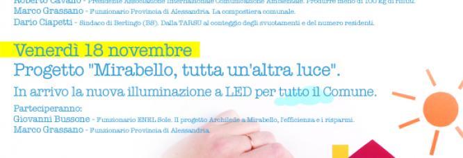 Gli incontri utili del venerdì, Mirabello Monferrato 2011