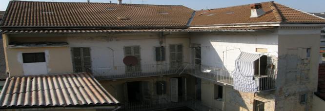 Palazzina di ringhiera, Novara, AL. Classe energetica A