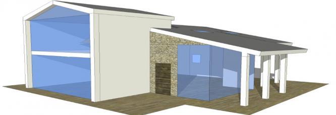 Concept book: casa privata monofamiliare, Tassarolo, AL